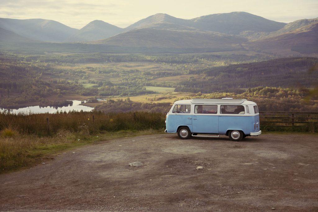 1973 VW Campervan