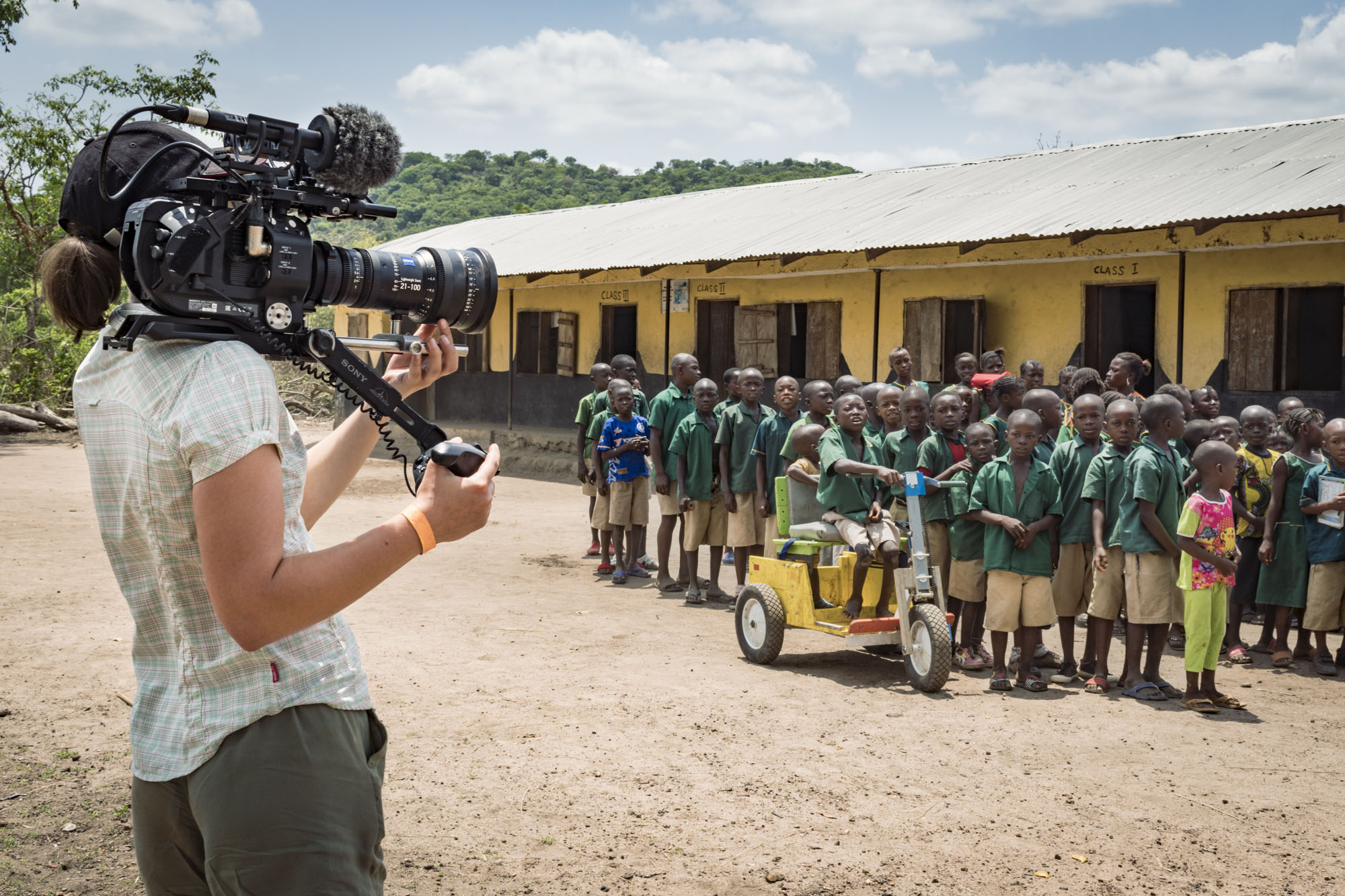 Leanne Gater | Documentary cinematographer and shooting producer/director